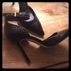 Shoes - Rachel Roy Ankle Strap Heels Size 7